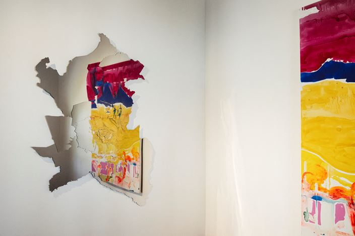 Courtesy Galerie Urs Meile.