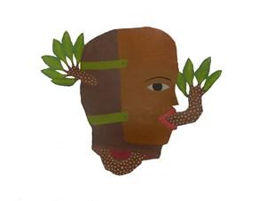 Tree Head by Jumaadi contemporary artwork