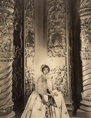 Corinne Griffith by Cecil Beaton contemporary artwork