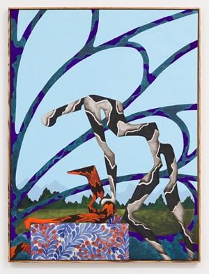 Regarding Imperial Atlantis by Alejandro Cardenas contemporary artwork