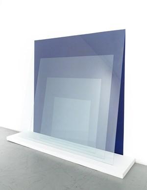 Homage to the Square by Jose Dávila contemporary artwork