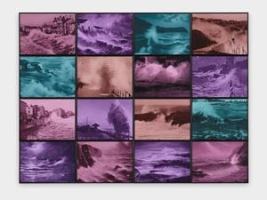 Rough Versions by Susan Hiller contemporary artwork