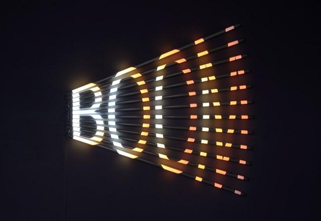 BOOM by James Clar contemporary artwork