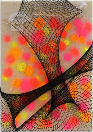 Mesh 1 by Judy Darragh contemporary artwork
