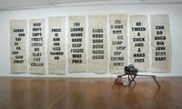 Untitled (More Mumbo Jumbo: Crackpots 'n' Poems for Ishmael Reed) by Newell Harry contemporary artwork 2