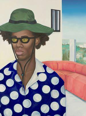 Untitled by Vaughn Spann contemporary artwork