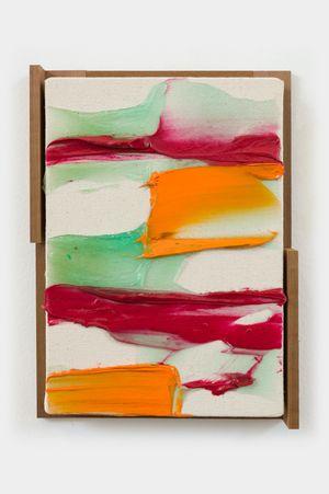 Returning Chryseis / 揺れる眼差しはすでにヨコシマ by Kenjiro Okazaki contemporary artwork