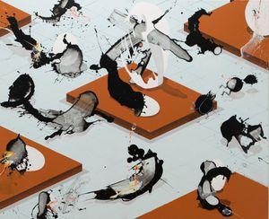 Plaforms by José Castiella contemporary artwork