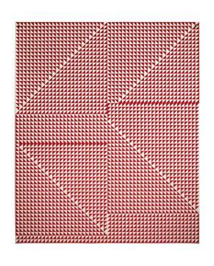 Cadmium Red #12 by Giulia Ricci contemporary artwork