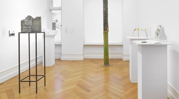 Contemporary art exhibition, Isa Genzken, Projects for Outside at Galerie Buchholz, Berlin