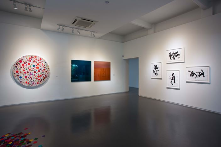 Exhibition view: Group Exhibition, Women's Work, Sundaram Tagore, Singapore (18 January–2 March 2019). Courtesy Sundaram Tagore Gallery.