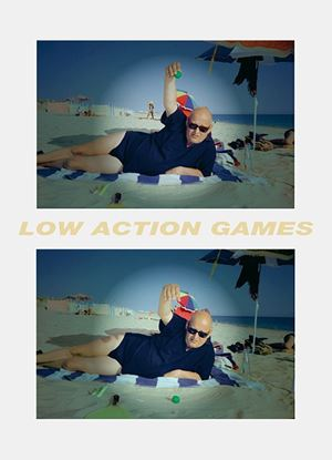 Low Action Games by Urs Lüthi contemporary artwork