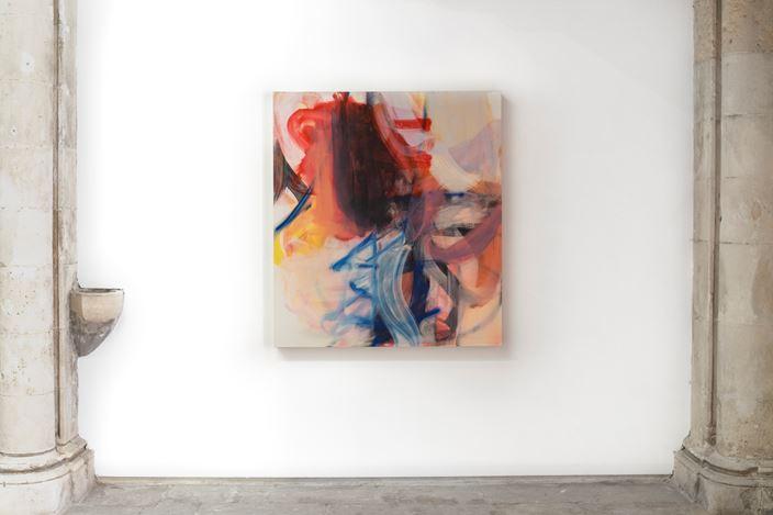 Liliane Tomasko, a darker shade of heart (2019). Exhibition view: Liliane Tomasko, Amygdala, KEWENIG, Palma (27 June–14 September 2019). Courtesy KEWENIG. Photo: Bruno Daureo.
