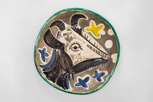 Goat's Head (Tête de chèvre de profil) by Pablo Picasso contemporary artwork