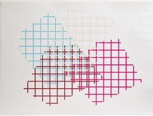 Cinema E by Richard Deacon contemporary artwork