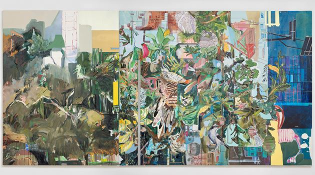 Lucia Laguna contemporary artist