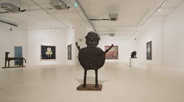 Contemporary art exhibition, Yunizar, The Garden In Eden at Gajah Gallery, Singapore
