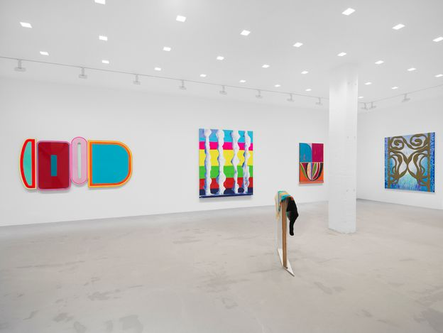 Exhibition view: Group Exhibition, Light, Miles McEnery Gallery, 511 West 22ndStreet, New York (13 May–19 June 2021). Courtesy the artist andMiles McEnery Gallery, New York, NY. Photo: Christopher Burke Studio.