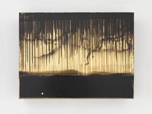 Golden (Scene 4) by Teresita Fernández contemporary artwork