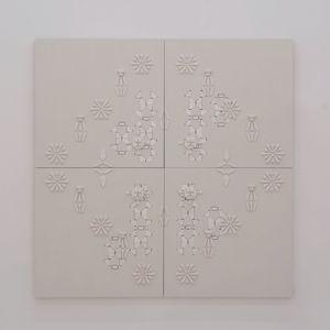 Pattern+Pattern 1 by Yeonju Ham contemporary artwork