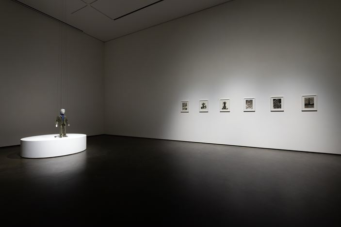 Exhibition view: Group Exhibition, Homage to Korea, Wooson Gallery, Daegu (27 June–7 September 2019). Courtesy Wooson Gallery.