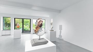 Contemporary art exhibition, David Altmejd, Rabbits at Xavier Hufkens, 44 rue Van Eyck, Brussels