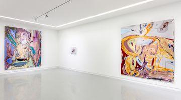 Contemporary art exhibition, Manuel Mathieu, Negroland: A Landscape of Desires at Kavi Gupta, Elizabeth St, Chicago