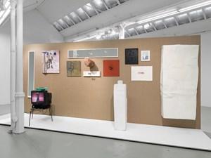 Synchronie (Abriss) by Franz West contemporary artwork
