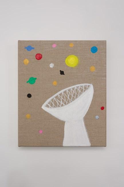 Celestial Terrestrial by Angela Brennan contemporary artwork