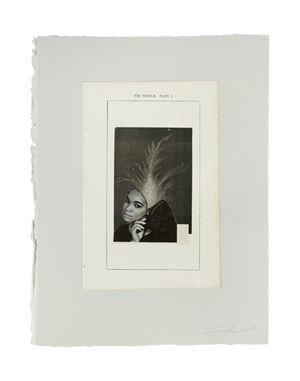 Nebulae Plate I by Lorna Simpson contemporary artwork
