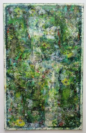 Dis Khale Tend Zed by James Krone contemporary artwork