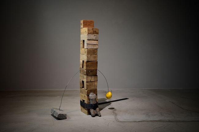 The Column NO.2 by Yu Ji contemporary artwork