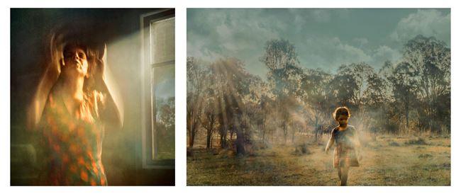 The Visit by Tracey Moffatt contemporary artwork