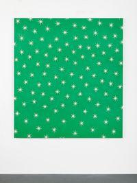 Ocean (green) by David Austen contemporary artwork painting