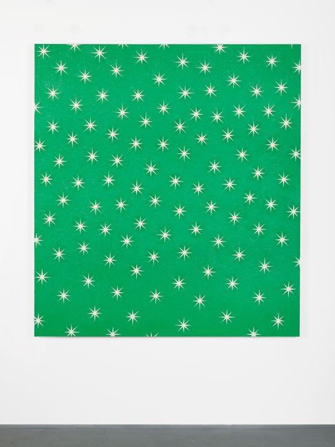 Ocean (green) by David Austen contemporary artwork