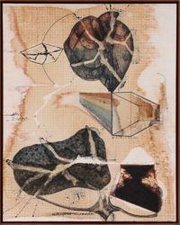 Palindrome Anagram Painting 16 by Jitish Kallat contemporary artwork painting