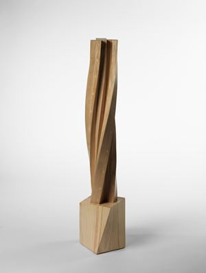 Shiver My Timbers 19 by Richard Deacon contemporary artwork