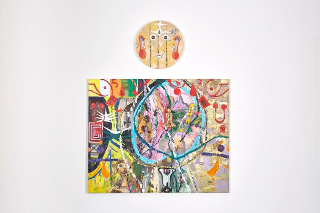 Temple by BAEK Kyungho contemporary artwork