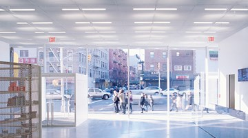 New Museum contemporary art institution in New York, USA