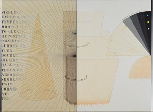 Waiting Voices by Arakawa contemporary artwork