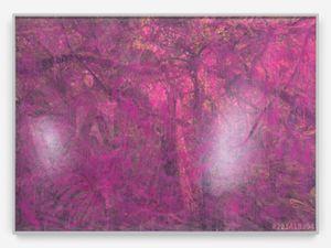 Not yet titled by Pamela Rosenkranz contemporary artwork painting, print, mixed media