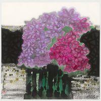 懷念的日子 The Good Old Days by Lee Chung-Chung contemporary artwork painting, works on paper, drawing