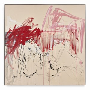 An Insane Desire For You by Tracey Emin contemporary artwork
