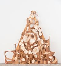 Muddy Stream from a Mug by Teppei Kaneuji contemporary artwork painting