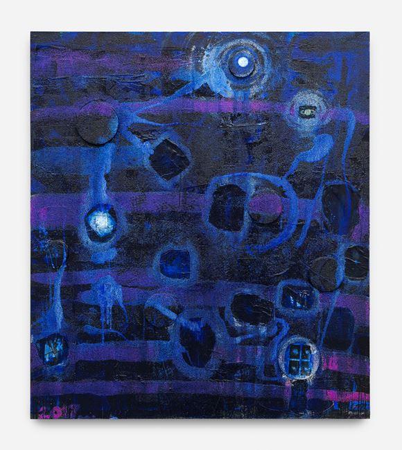 Super Moon by Chris Martin contemporary artwork