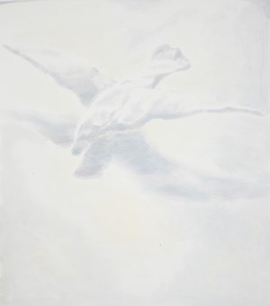 Seagull by Luc Tuymans contemporary artwork
