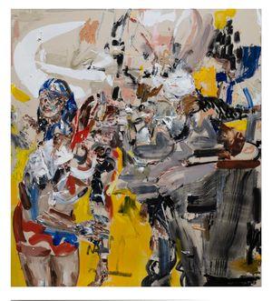Amplifier by John Copeland contemporary artwork