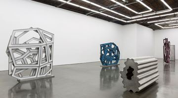 Contemporary art exhibition, Richard Deacon, Richard Deacon: New Sculpture at Beijing Commune
