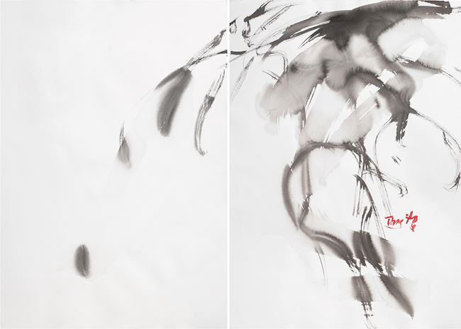 Untitled (169) by T'ang Haywen contemporary artwork