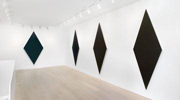 Contemporary art exhibition, Olivier Mosset, Olivier Mosset at Gagosian, Geneva, Switzerland